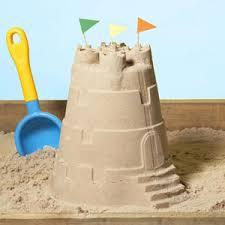 Att bygga ett slott i sandlådan - matematik på högsta nivå!
